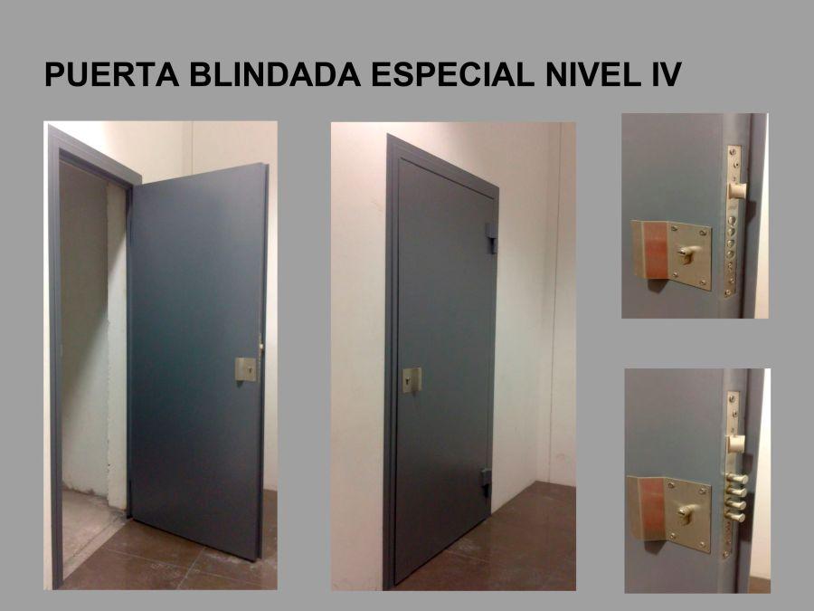 Puertas de seguridad mitos al descubierto gremi de - Precios de puertas blindadas ...