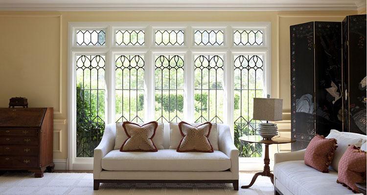 Rejas para ventanas de forja gremi de serrallers de - Rejas decorativas ...