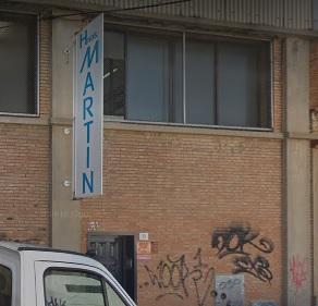 CONSTRUCCIÓN METAL. Y CERRAJERÍA HNOS. MARTIN,S.L.