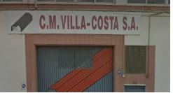 CONSTRUCCIÓ METÀL·LIQUES VILLA COSTA, S.A.