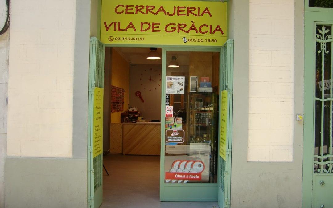 CERRAJERIA VILA DE GRACIA