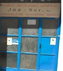 CONSTRUCCIONS METAL·LIQUES JOA-SER