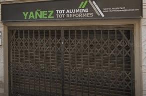 ALUMINIOS YAÑEZ