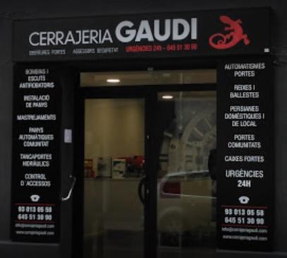 SERRALLERIA GAUDÍ