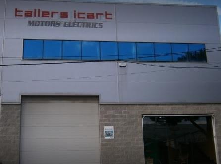 TALLERS ICART