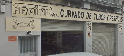 CONSTRUCCIÓN METAL FROIND, S.L.
