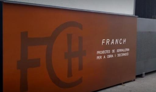 SERRALLERIA F. FRANCH, S.L.