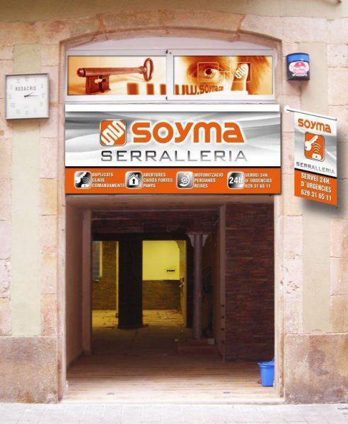 SOYMA SECURITY SERVICE SL