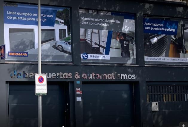 DABER PUERTAS Y AUTOMATISMOS,S.L