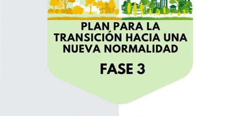 El BOE publica les mesures de flexibilització de la fase 3 del Pla per a la transició cap a una nova normalitat