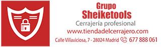 Grupo Sheiketools